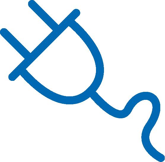 Icon Elektroindustrie